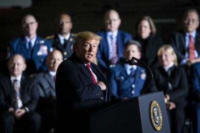 Trump signs $738B defense bill creating Space Force