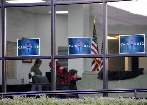 Cain still has millions in campaign money