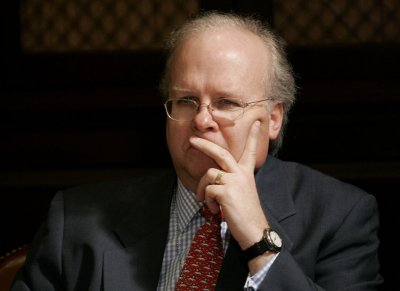 Karl Rove's efforts go down in flames