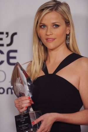 Witherspoon wins People's Choice Award