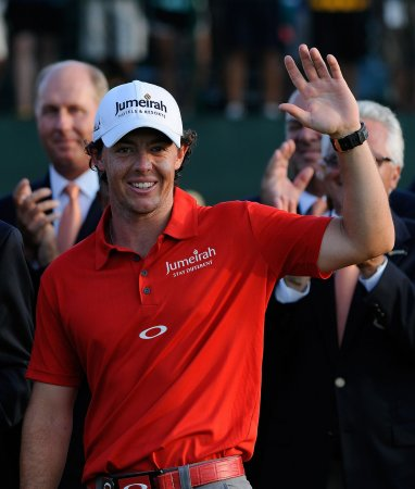 McIlroy tightens hold on golf's No. 1 spot