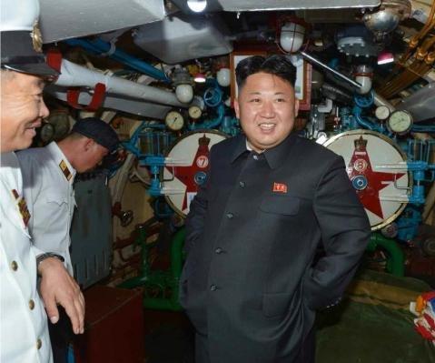 North Korea leader accepts Indonesia award