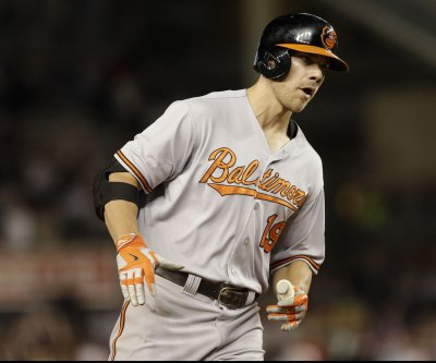 Chris Davis' grand slam helps Baltimore Orioles sweep Tampa Bay Rays