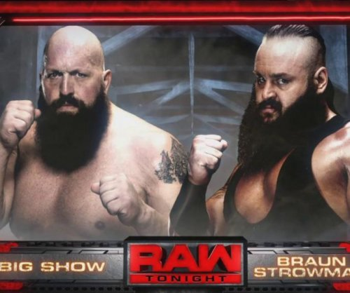 WWE Raw: Braun Strowman, Big Show destroy the ring
