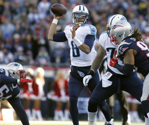 Fantasy Football: Tennessee Titans QB Marcus Mariota exits with hamstring injury