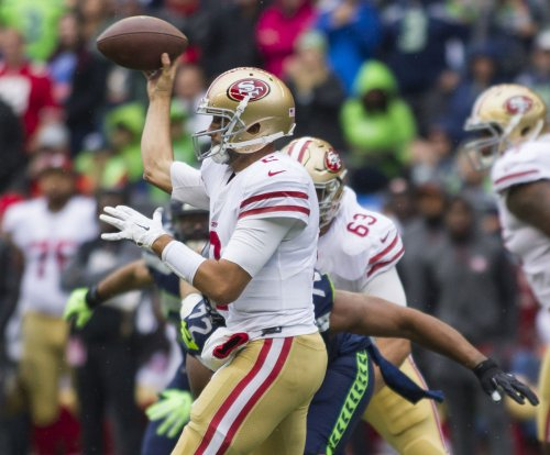 Rookie C.J. Beathard earns starting nod as San Francisco 49ers QB
