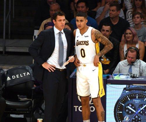 Banged-up Los Angeles Lakers host Oklahoma City Thunder