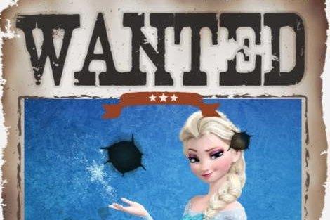 Look 100 Million Reward Offered For Arrest Of Queen Elsa