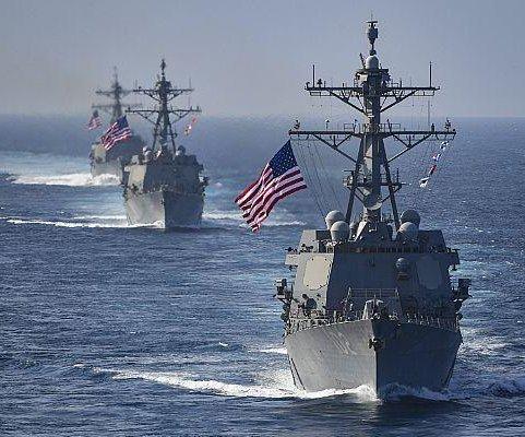 Roosevelt Carrier Strike Group returns to 7th Fleet
