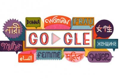 Google recognizes International Women's Day with new Doodle