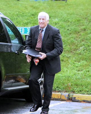 Alleged victim details Sandusky sex abuse