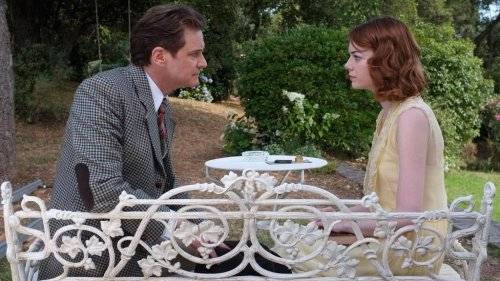 Colin Firth says his attempts at magic made Woody Allen sigh