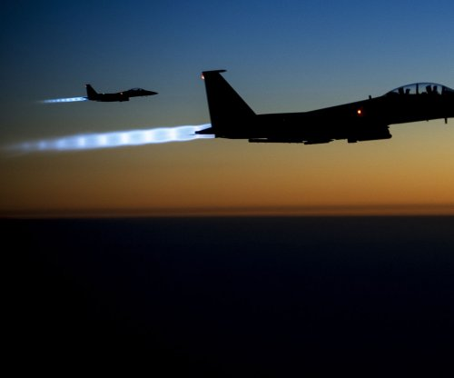 Airstrikes kill 15 Islamic State leaders