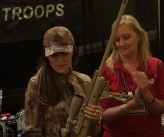 'American Sniper' widow awarded over $60,000 from rifle auction