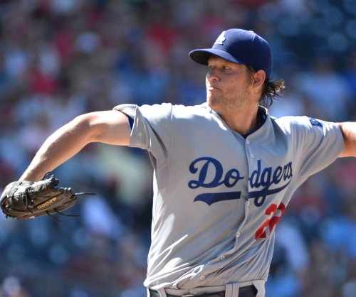 Clayton Kershaw strikes out 14 in Los Angeles Dodgers' 4-2 win