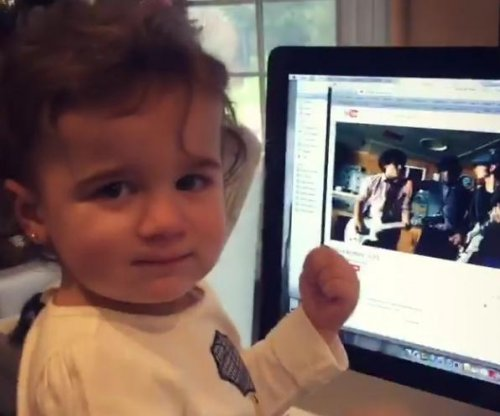 Watch Kevin Jonas' daughter dance to Jonas Brothers