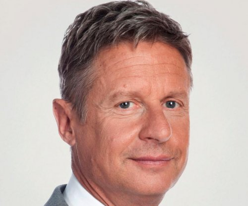 Libertarians choose N.M. Gov. Gary Johnson as presidential nominee