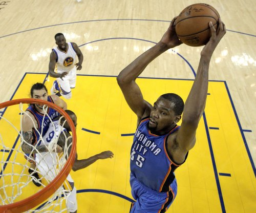 Kevin Durant free agency sweepstakes starts with Thunder meeting