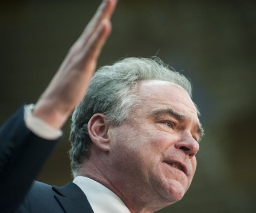 Kaine, other senators take sides in clash over nuclear arms