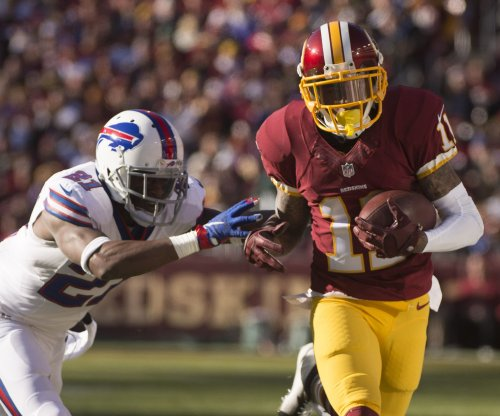 Washington Redskins' DeSean Jackson trying not to think ahead