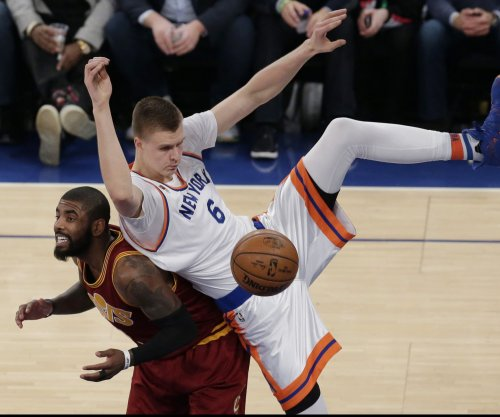 Kyrie Irving, Cleveland Cavaliers dominate New York Knicks