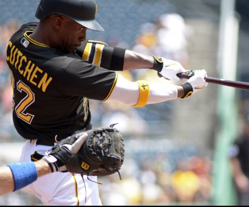 Andrew McCutchen's homer powers Pittsburgh Pirates past Arizona Diamondbacks