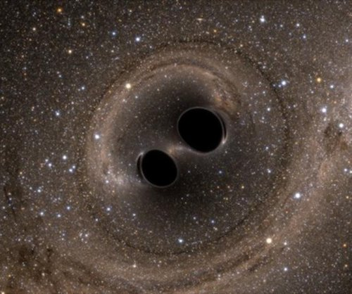 Is evidence of extra dimensions hiding in gravitational waves?