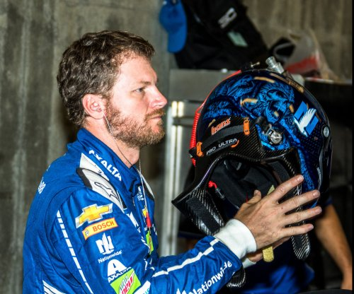 NASCAR notebook: Dale Earnhardt Jr. touched by scholarship