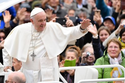 Pope warns of 'overzealous' medical treatment, healthcare inequality
