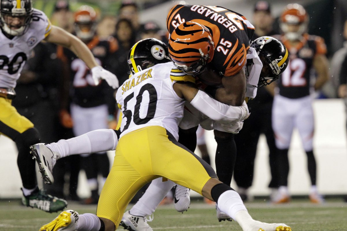 Steelers win on last second FG against Bengals but lose