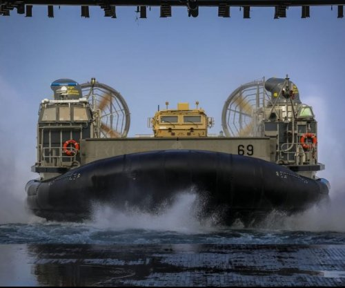 Navy awards $107.2M contract for landing craft modernization