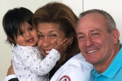 Hoda Kotb reunites with boyfriend, daughter after Olympics