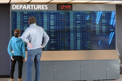 Outage to reservations systems hits several U.S. airlines