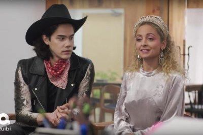Nicole Richie is rapper 'Nikki Fre$h' in trailer for Quibi series