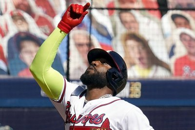 Ozuna, Wilson lead Braves over Dodgers in Game 4 of NLCS