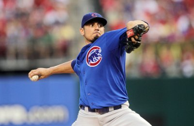 Cubs sign Matt Garza to 1-year contract