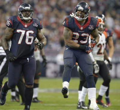 Texans Foster says he took cash in college