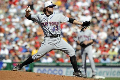 MLB: N.Y. Mets 4, St. Louis 0