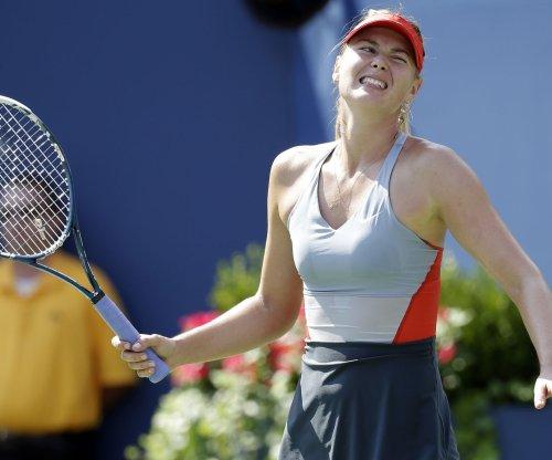 Gavrilova stuns Sharapova in Miami