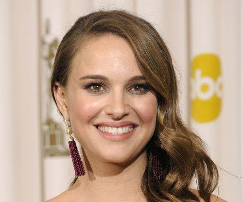 Natalie Portman says her Oscar statue is a 'false idol'