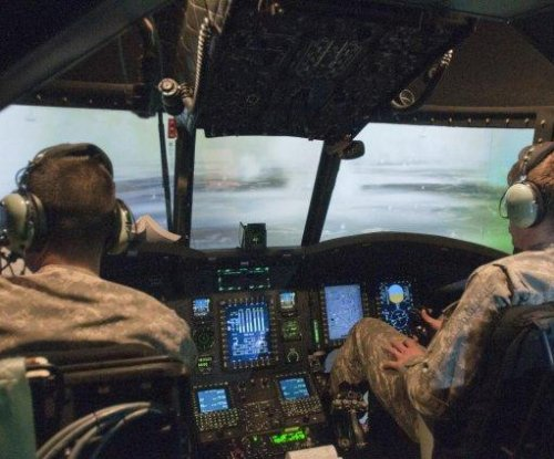Britain invests in military helicopter simulation training