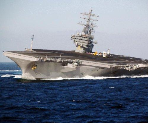 U.S. jets intercept Russian planes near USS Ronald Reagan