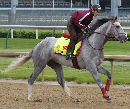 Unpredictable Kentucky Derby contender Lani has a rock-steady rider