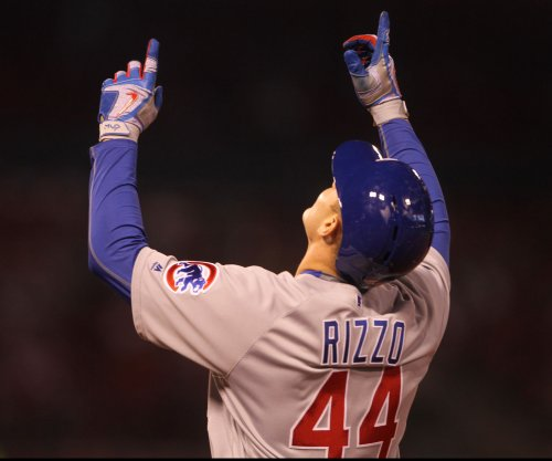 Chicago Cubs' Anthony Rizzo tops in All-Star voting