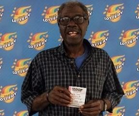 Man named Gambles wins second lottery jackpot with same numbers