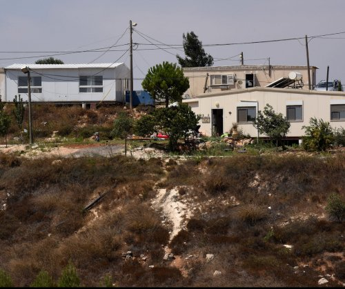 U.S. 'deeply concerned' about plan to relocate Israeli outpost to Palestinian land
