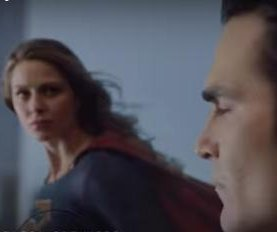 Superman takes flight in new 'Supergirl' Season 2 'Sky' trailer