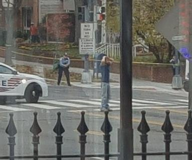 N.C. man fires gun in D.C. restaurant while investigating bogus 'pizzagate' child sex cult conspiracy