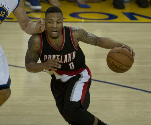 Damian Lillard, Portland Trail Blazers edge Washington Wizards