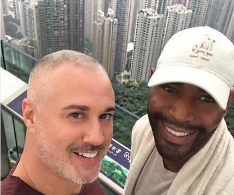 'Queer Eye' star Karamo Brown engaged to boyfriend